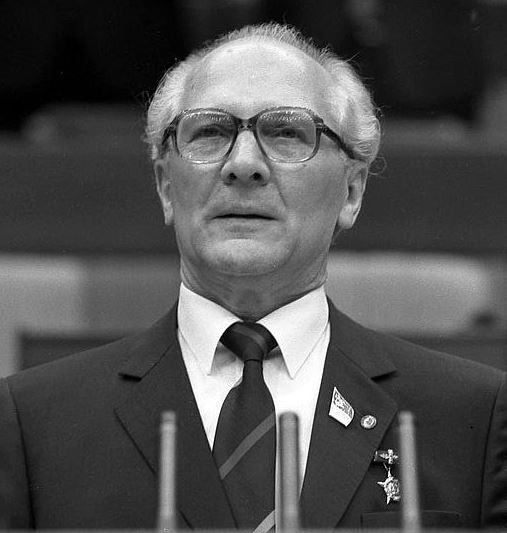 Erich Honecker Biografie