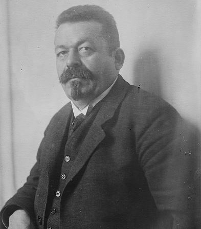 Friedrich Ebert Biografie