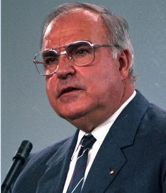 Helmut Kohl Biografie