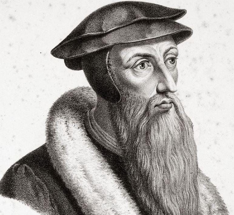 Johannes Calvin Biografie