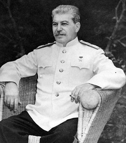 Josef Stalin Biografie