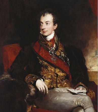 Klemens Wenzel Lothar von Metternich Biografie