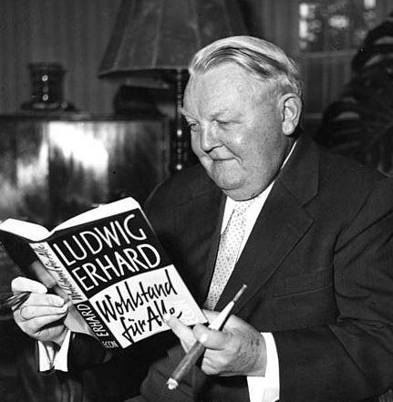 Ludwig Erhard Biografie