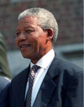 Nelson Mandela Biografie