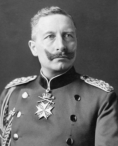 Wilhelm II. Biografie