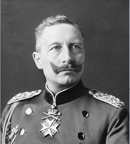 Abdankung von Kaiser Wilhelm II.