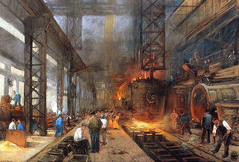 Erste Industrielle Revolution