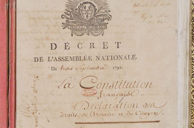 Französische Verfassung (1791)