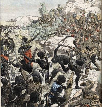 Herero-Aufstand 1904
