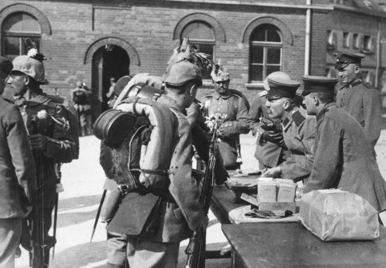 Julikrise 1914