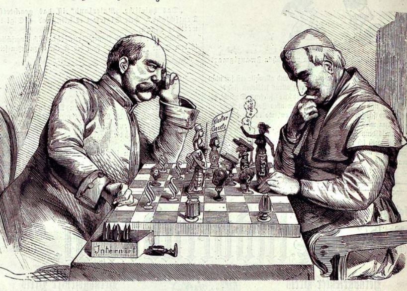 Kulturkampf Bismarcks