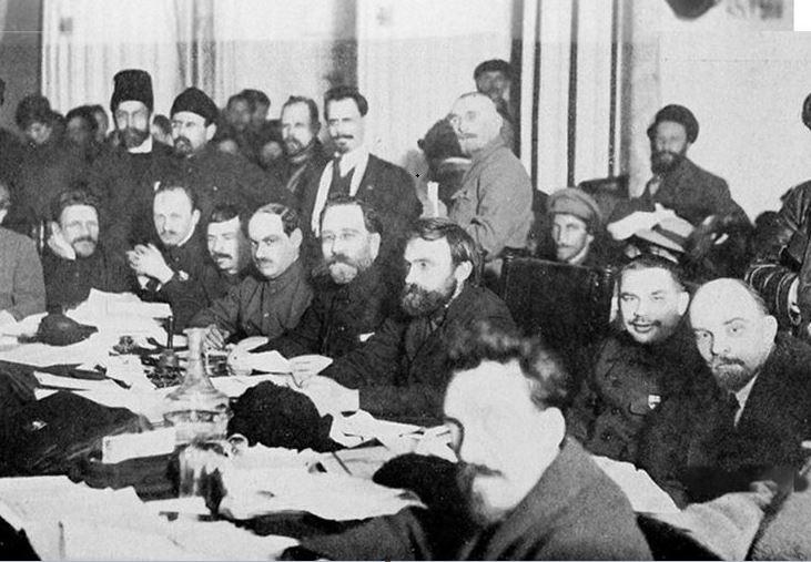 Menschewiki und Bolschewiki