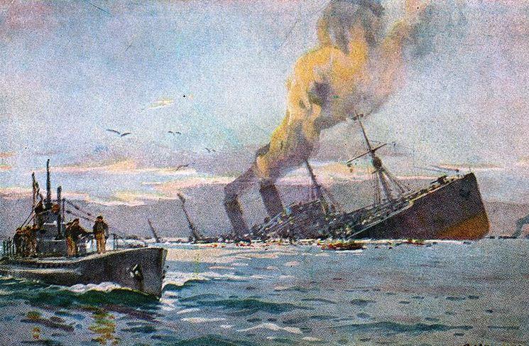 Uneingeschränkter U-Boot-Krieg
