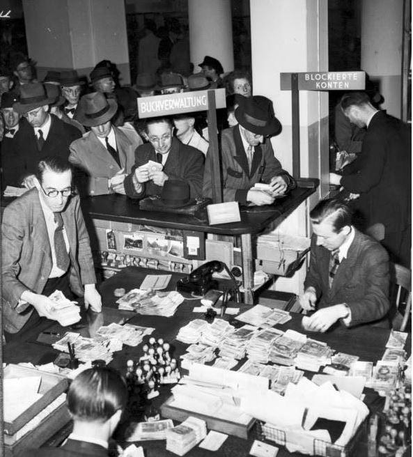 Währungsreform 1948