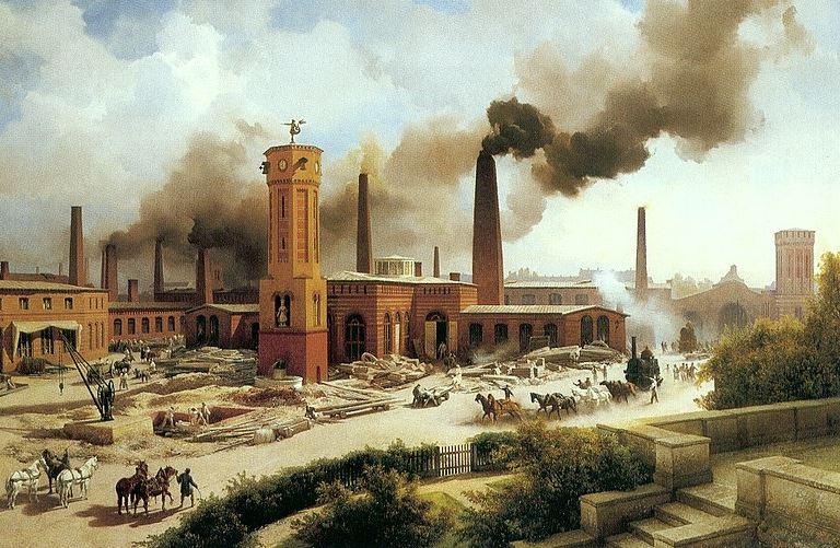 Zweite Industrielle Revolution