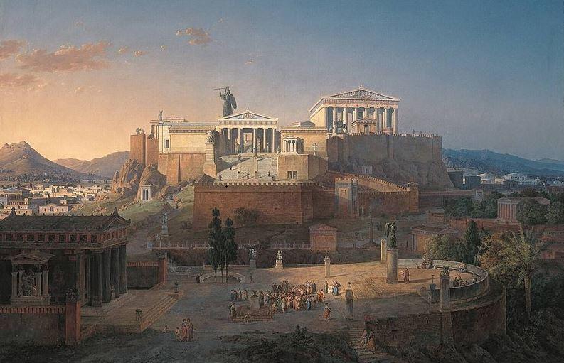 Athenische Demokratie