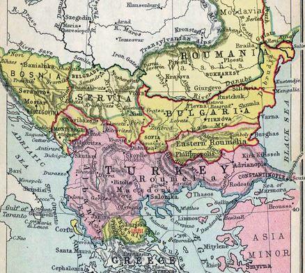 Pulverfass Balkan