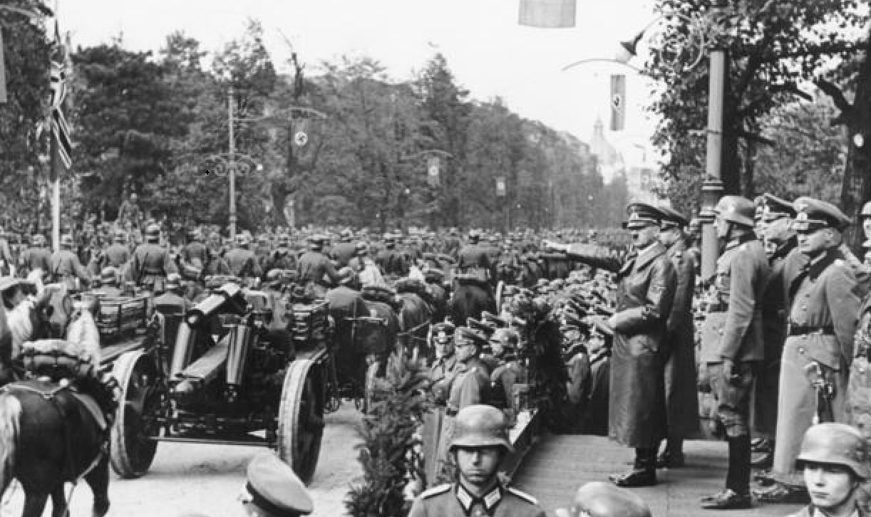 """Nationalsozialismus (""""Drittes Reich"""")"""