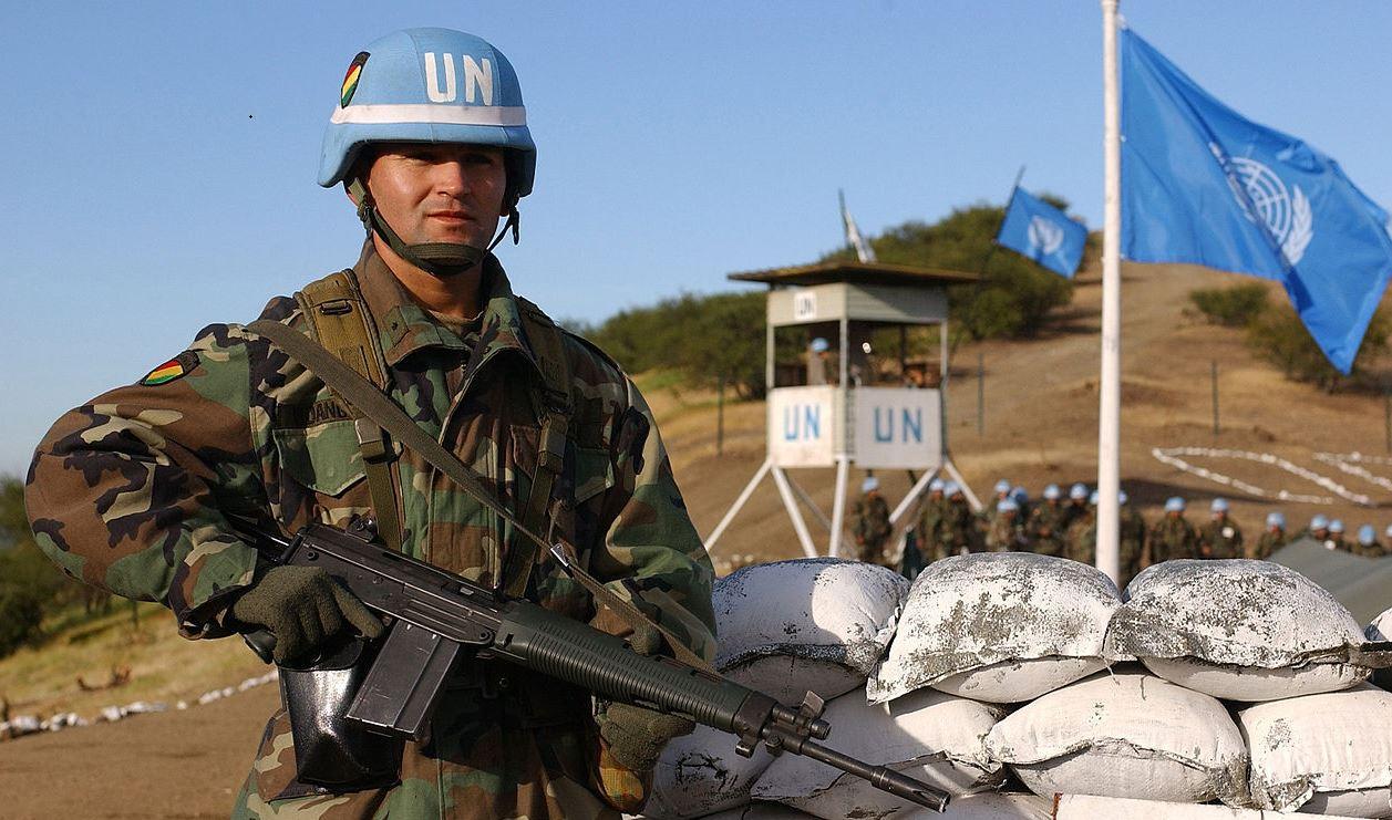 Geschichte der Vereinten Nationen (UNO)