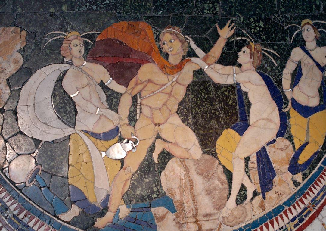 Griechische Mythologie (A bis Z)