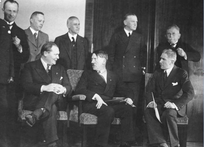 Gründe für das Scheitern der Weimarer Republik