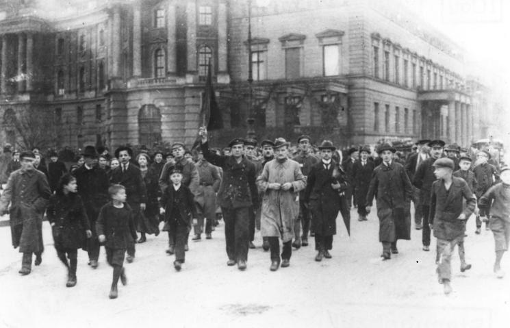 Novemberrevolution 1918