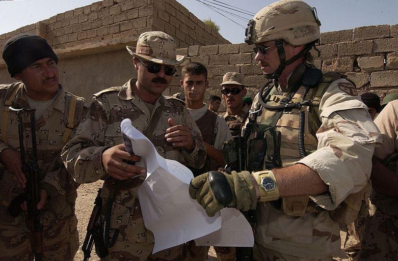 Irakkrieg 2003
