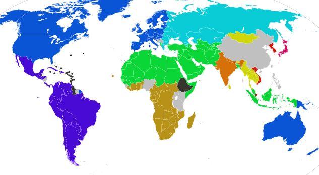 Kampf der Kulturen