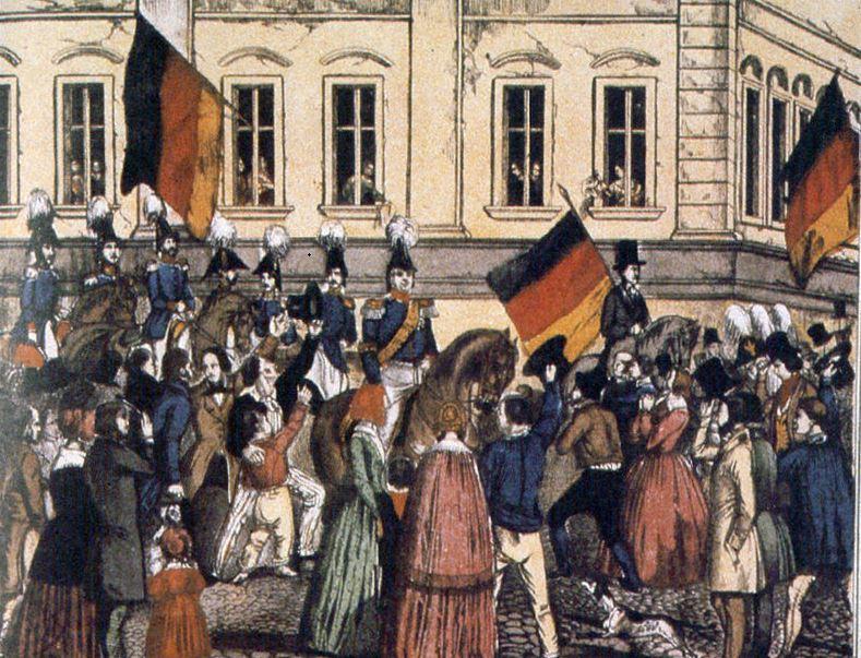 Märzrevolution 1848