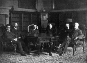 Rat der Volksbeauftragten 1918