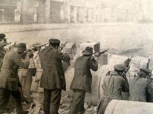 Spartakusaufstand 1919