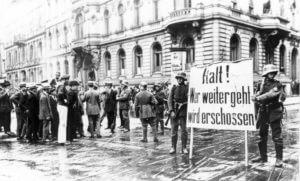 Kapp Lüttwitz Putsch