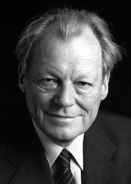 Willy Brandt, Entspannungspolitik der BRD