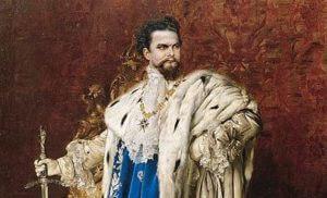 Ludwig II. Kaiserbrief