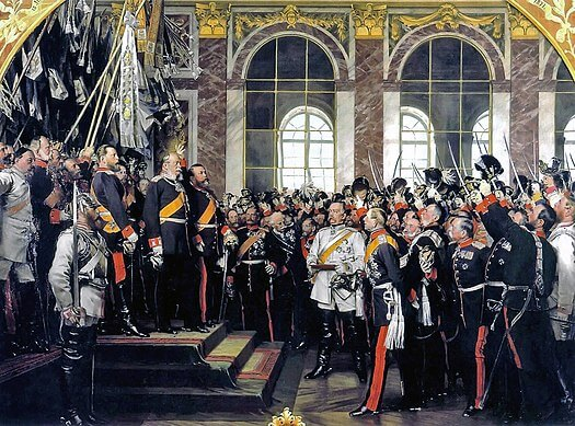 Gründung Großbritannien