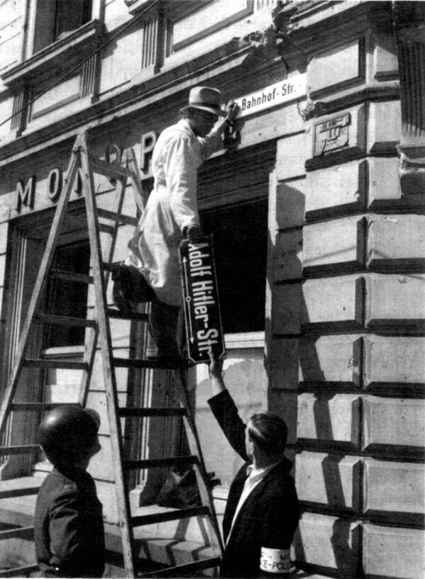 Aufarbeitung Von Schuld Und Verantwortung Nach 1945