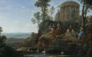 Musen, Mythologie