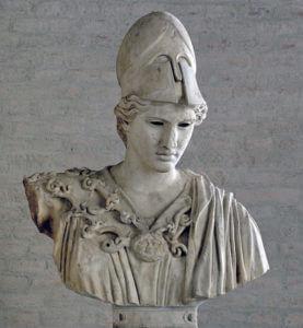 Athene, Göttin
