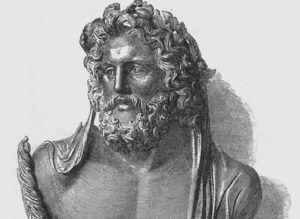 Zeus, Göttervater