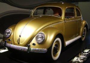VW-Käfer, Wirtschaftswunder