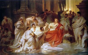 Caesar Ermordung