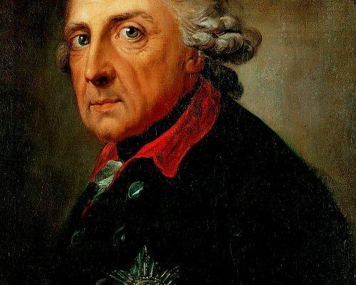 Friedrich der Große von Preußen