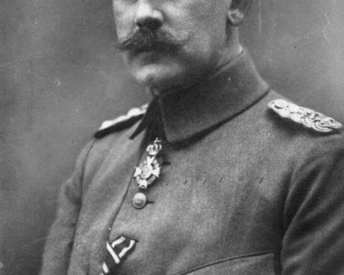 Max von Baden, Reichskanzler 1918