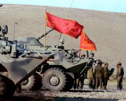 Sowjetunion Militär im Afghanistankrieg