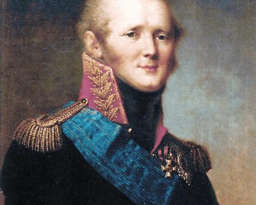 Zar Alexander I. von Russland