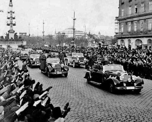 Anschluss Österreichs 1938