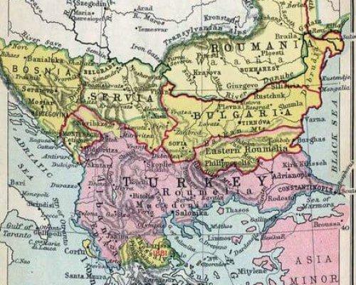 Der Balkan war der entscheidende Konfliktherd vor Ausbruch des Ersten Weltkriegs