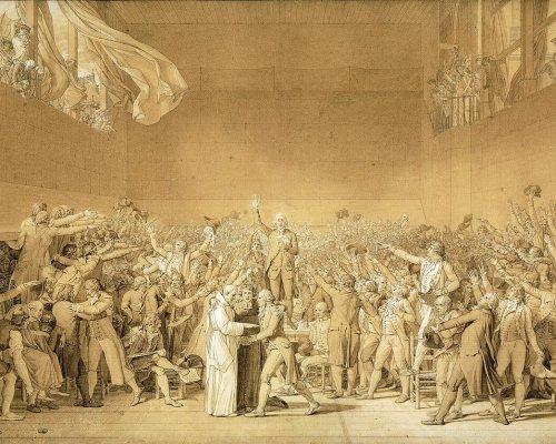 Ballhausschwur 1789