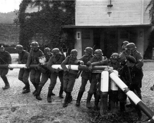 Beginn Zweiter Weltkrieg