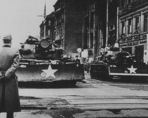 Berlin war von 1949 bis 1990 der symbolische Schauplatz des Ost/West-Konflikts